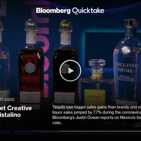 Our tequilas featured in media: PART I