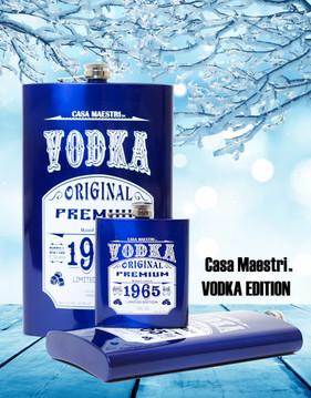 Casa Maestri Flask Vodka