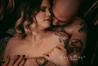 Couples Boudoir Fort McMurray