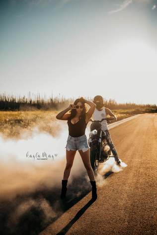 Motorcycle Boudoir