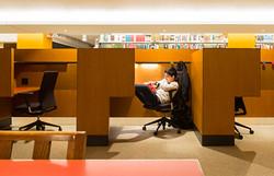 Firestone Library 5