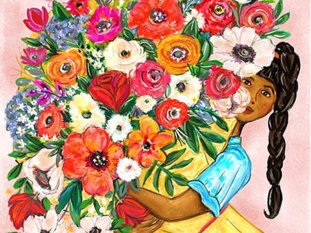 American Flowers Week June 28 - July 4