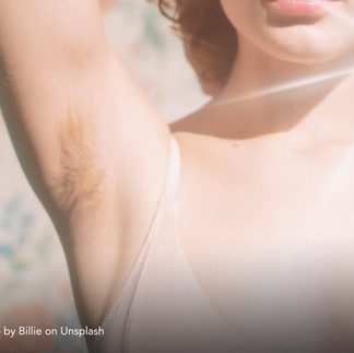 Is shaving the pits? One in four young women say yes
