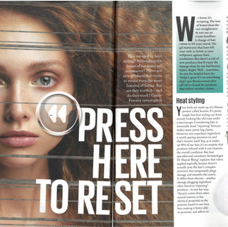 Press here to reset