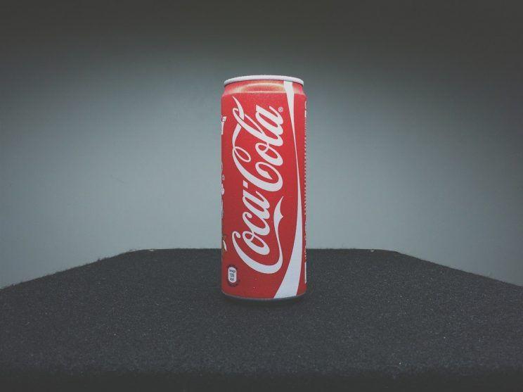 Coca-Cola is a fizzy drink not a fake tan!  [Photo: Donald Tong via Pexels]