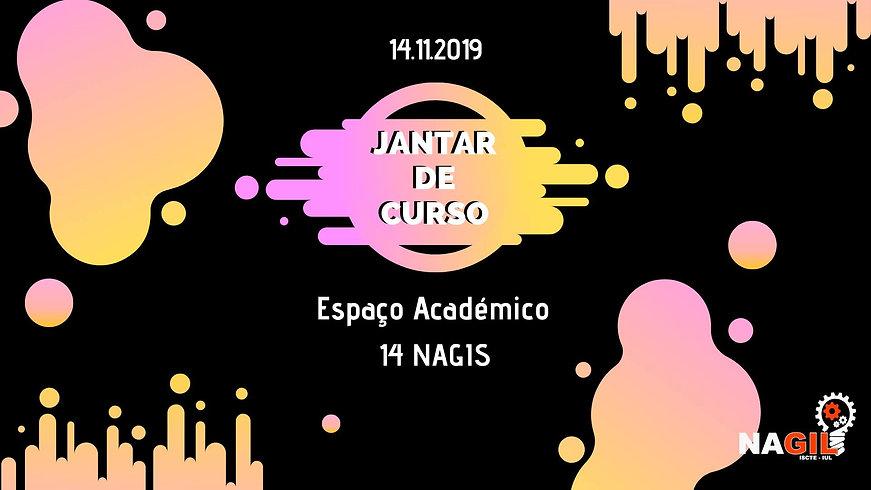 Jantar de Curso 2019 NAGIL