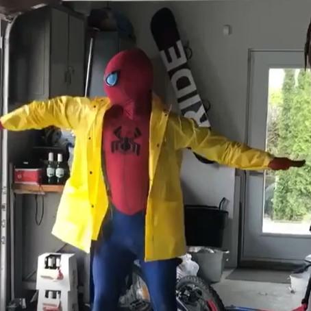 SPIDERSURPRISE - Par Jason Lord