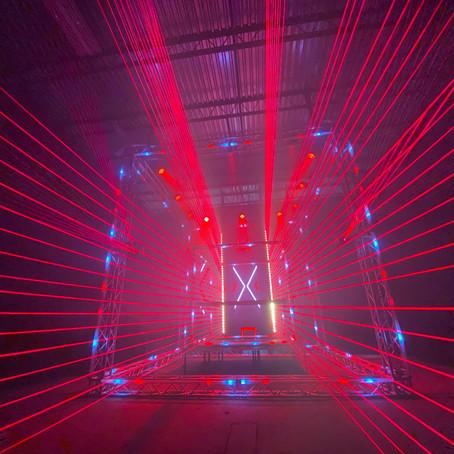 STRUCTURES LED - Par Francis Aubin