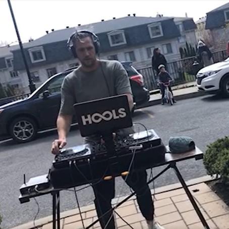 DJ SET - Par Hools