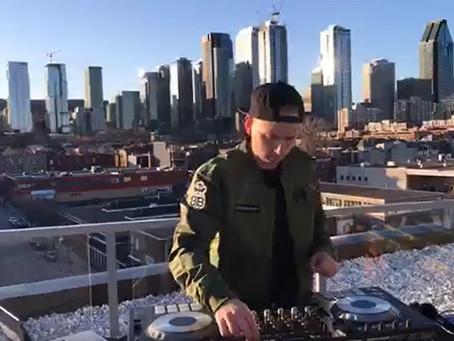 DJ SET DE BALCON - Par Bruno Berdnikoff
