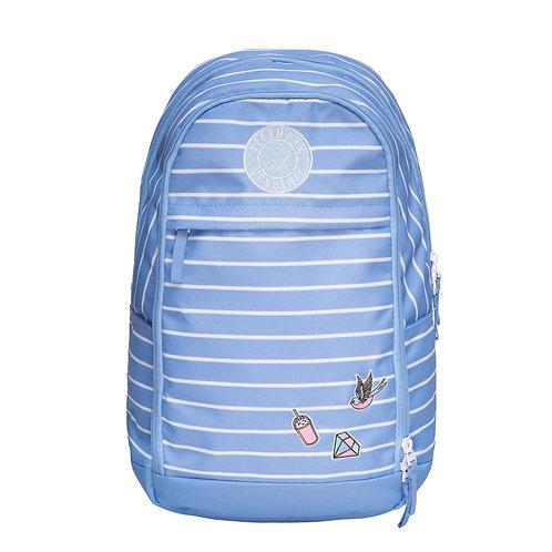 Urban Midi Backpack, Denim 26 L
