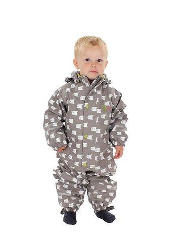 Rain Suit, Fish