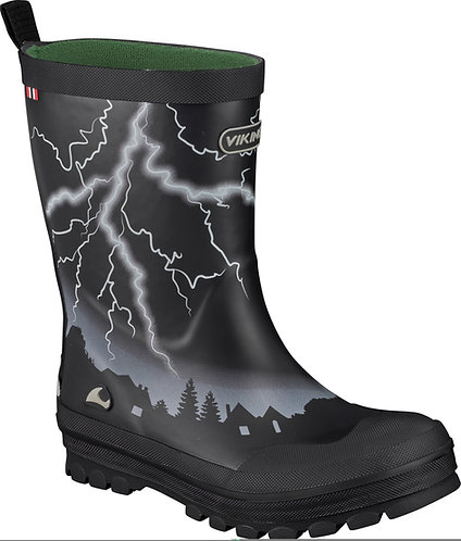 Lightning Rain Boots