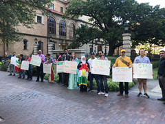 Rally in Support of Rojava
