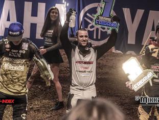 Favoritten sejrede fredag aften til supercross