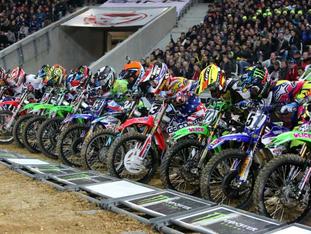 Startlister til Monster Energy Lille Supercross