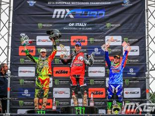 Tre danskere på startlisten i Italien