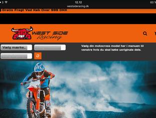 Bestil dine KTM OEM-dele online