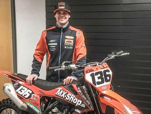 Stefan Kjer Olsen vender tilbage i MX1