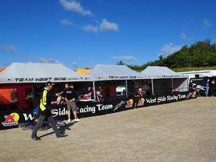 Status på sæsonen 2017 fra Team Westside Racing