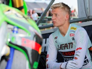 Mikkel Haarup fokuserer på det positive