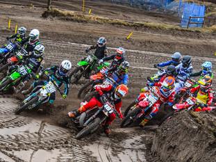 DM Motocross 2021 åbnede i Fjerritslev