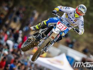 Motocross-kører nærmer sig EM guld