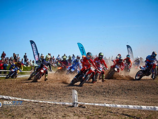 De bedste motocrosskørere til start på Honda Park