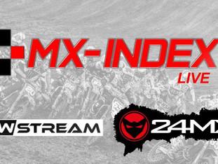 Andet afsnit af MX-Index Live er oppe!
