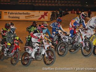 Startlister til ADAC SX Dortmund
