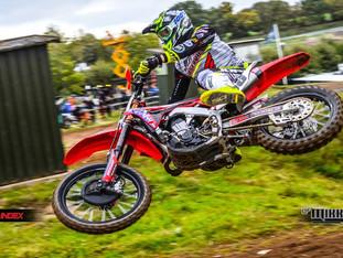Lucas Ankjær med fokus på MX1