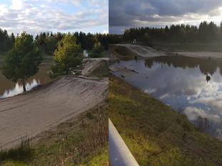 De kæmper med grundvandet i Holstebro