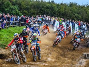 SEVEN DM Motocross leverede action på Yamaha Park