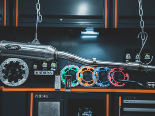 Twenty by GPR - 24MX lancerer udstødningssystem!
