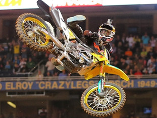 And another one for St. Louis - AMA SX