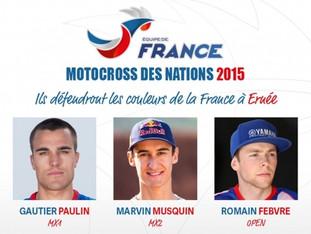 MXoN Team Frankrig annonceret
