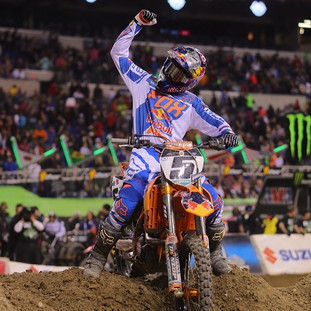 Table turn Indy - AMA SX
