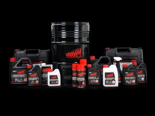 Spar 20% på alt Vrooam-olie i hele Marts måned!