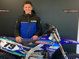 Stefan Bech kører for Team Specialmontering