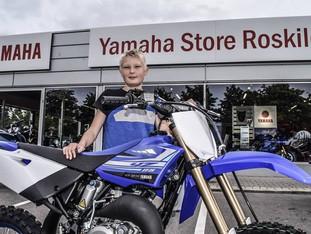 Yamaha forlænger med Mads Bengtson