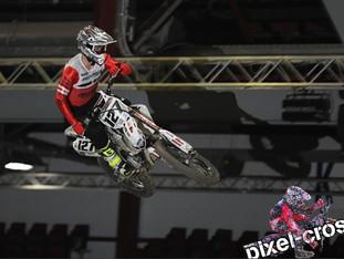To nordmænd til Yamaha SuperCross & Freestyleshow