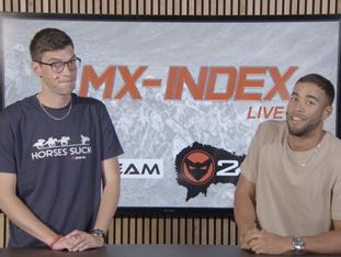 Sidste afsnit af MX-Index Live!