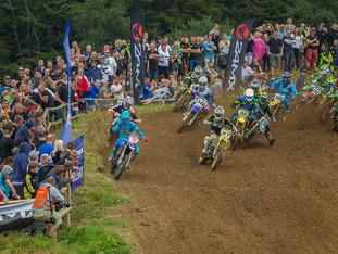 Motocross feber i Svendborg