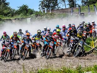 SEVEN DM Motocross druknede i spænding i Aalborg