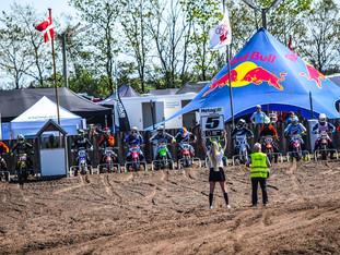 Kampen fortsatte i Seven DM Motocross i Holstebro