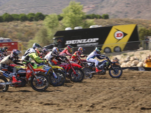 Links til anden omgang Pro Motocross!