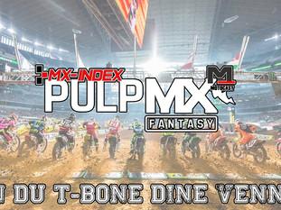 Pulp MX Fantasy - Kan du T-bone dine venner?