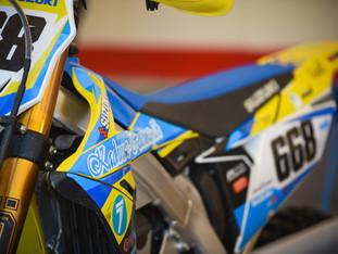 Klar til første omgang i ringen! – Kaduuz Racing