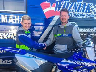 Magnus Smith på Yamaha de næste tre år