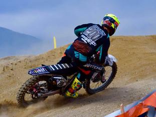 Anden omgang Pro Motocross